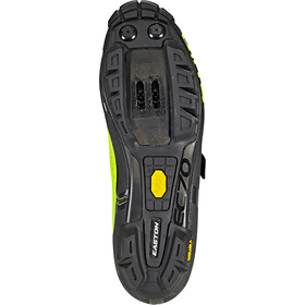 Giro Code Techlace Shoes Men lime/black